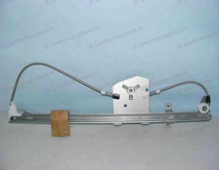 Стеклоподъемник двери передней левый (электрический) (без мотора) на Пежо Боксер - 1607706980