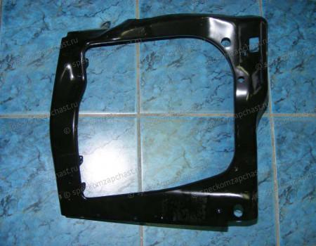 Панель (очко) крепления фары правой на Форд Транзит - 1711623