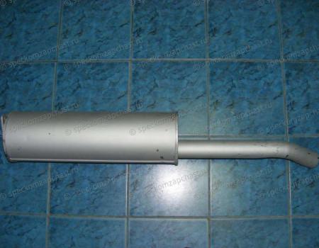 Глушитель (бочка) на Hyundai HD - 286505H311
