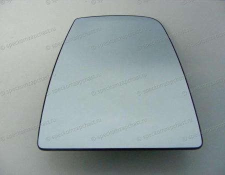 Стекло зеркала правое верхнее (обогрев) на Форд Транзит - 1823995