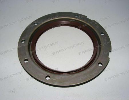 Сальник коленвала задний D4DD/D4DB/D4AL (100х124х13.5) (без пружинки) на Hyundai HD - 2112745001