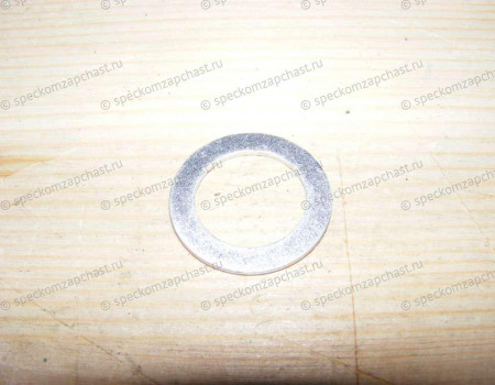 Кольцо уплотнительное пробки КПП заливной на Хендай Портер 1 - 1751116000