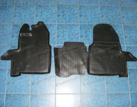 Коврики салона передние (полиуретан) 14- на Форд Транзит - NPA11C22730
