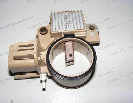 Реле интегральное генератора (+ щетки) D4DB на Hyundai HD - 3737045050
