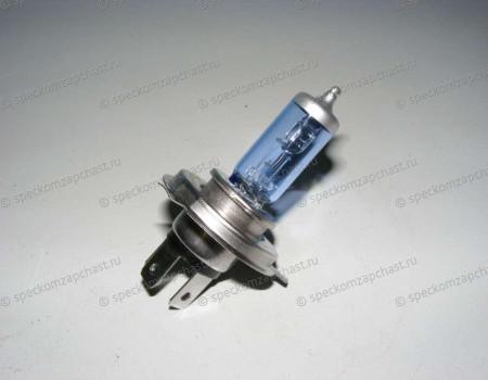 Лампа фары H4 (12v 60/55W) SUPER WHITE на Хендай Портер 1 - L10460B