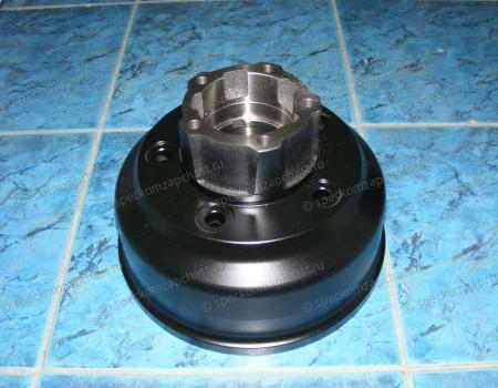 Барабан тормозной задний 2WD (D4BH, J2, J3) на Киа Бонго - 0K60B26251A
