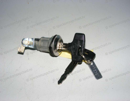 Личинка замка двери левая (с ключом) на Hyundai HD - 819105HA00