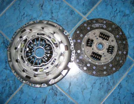 Сцепление комплект (диск, корзина) 2.2 (100 л.с.) на Форд Транзит - 1760689