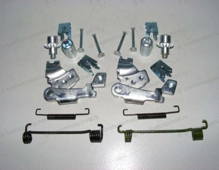 Ремкомплект механизма колодок стояночного тормоза (полный) на Пежо Боксер - 77364020
