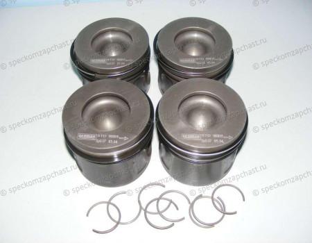 Поршень двигателя 2.2 (кольца + палец) (высокий) 115-130 лс на Пежо Боксер - 9800066680