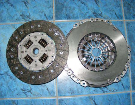 Сцепление комплект (диск, корзина) 2.2 (115/140 л.с.) на Форд Транзит - 1526467