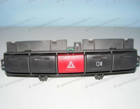 Блок кнопок аварийки, ПТФ + реле поворотов на Фиат Дукато - 735371232