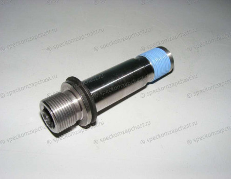 Штуцер теплообменника (фильтра масляного) на Фиат Дукато - 5801525137