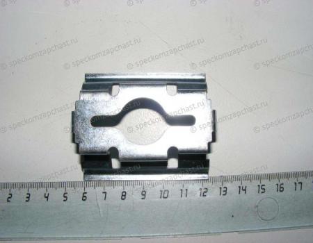 Ремкомплект колодок передних (пластины прижимные) на Фиат Дукато - 71770071