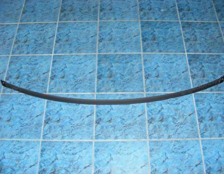 Молдинг стекла лобового нижний на Киа Бонго - 861354E010