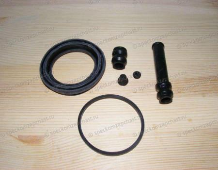 Ремкомплект переднего суппорта (однопоршневой) (пыльники резинки) (D4BH, J2) на Киа Бонго - 260027