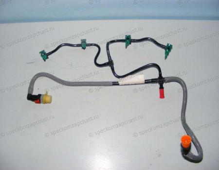 Трубка топливная (обратка) (с форсунок на ТНВД) 2.4 на Форд Транзит - 1521640