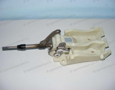 Рычаг КПП переключения передач (кулиса) (J3 - 2.9) на Киа Бонго - 437004E000