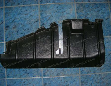 Защита боковая левая (пластик) на Хендай Портер 2 - 291254B820