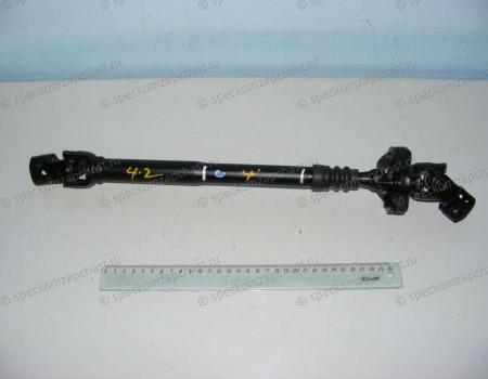 Вал карданный рулевой колонки верхний на Киа Бонго - 563704E301