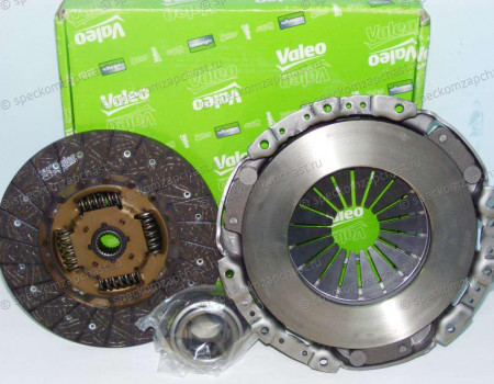 Сцепления комплект (корзина, диск, подшипник) на Хендай Портер 1 - 828005