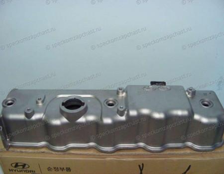 Крышка клапанов ГБЦ (обновленная) на Хендай Портер 1 - 2241042510