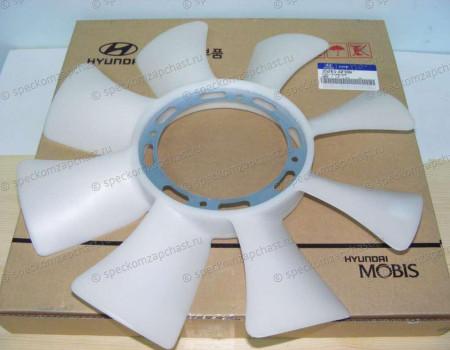 Крыльчатка вентилятора охлаждения на Хендай Портер 1 - 2526142100