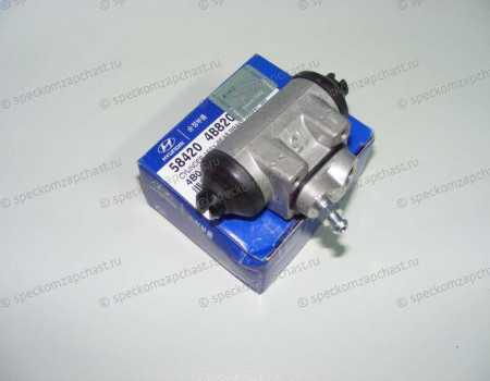 Цилиндр тормозной рабочий задний правый на Хендай Портер 1 - 584204B820