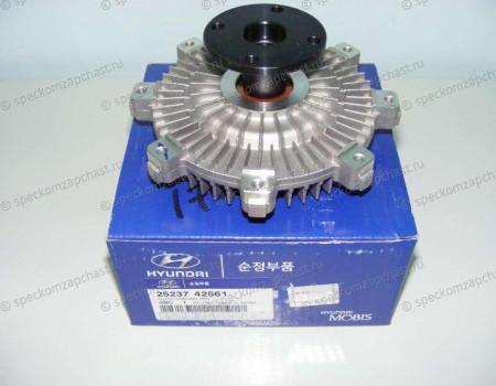 Вискомуфта муфта вентилятора термомуфта на Хендай Портер 1 - 2523742561