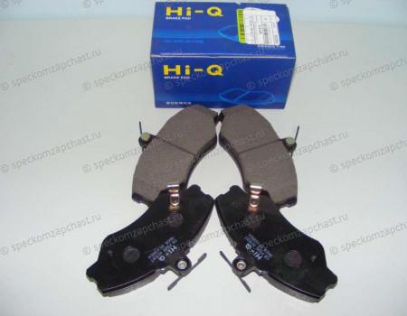 Колодки передние дисковые на Хендай Портер 1 - 581014BA00