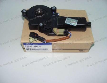 Мотор стеклоподъемника правого на Хендай Портер 1 - 989004B010