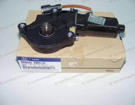 Мотор стеклоподъемника левого на Хендай Портер 1 - 988004B010