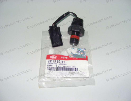 Датчик КПП нейтральной передачи (концевик) на Хендай Портер 1 - 9317086111