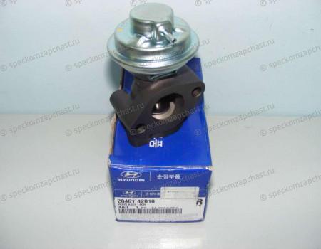 Клапан EGR контроля выхлопных газов на Хендай Портер 1 - 2846142010