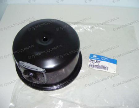 Крышка корпуса фильтра воздушного на Хендай Портер 1 - 281474B001