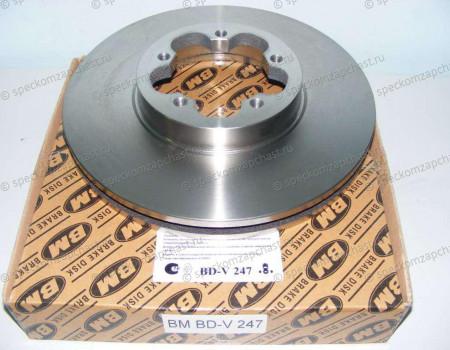 Диск тормозной передний RWD (330/350) на Форд Транзит - 1503287