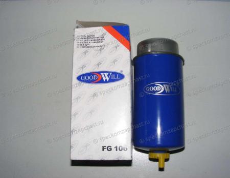 Фильтр топливный на Форд Транзит - 1685861