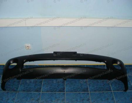 Накладка бампера переднего (круглые ПТФ) (+ заглушки) на Хендай Портер 2 - 865114F000