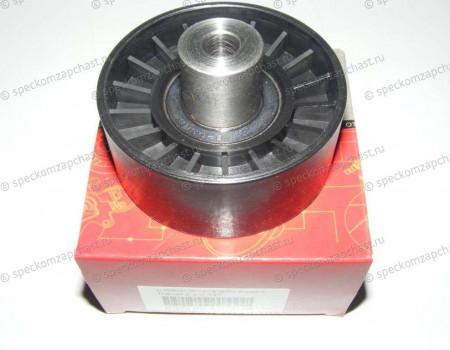 Ролик обводной (гладкий) приводного ремня 2.4 на Форд Транзит - 1372770