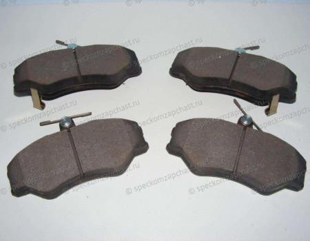 Колодки передние дисковые на Хендай Портер 1 - 1036F