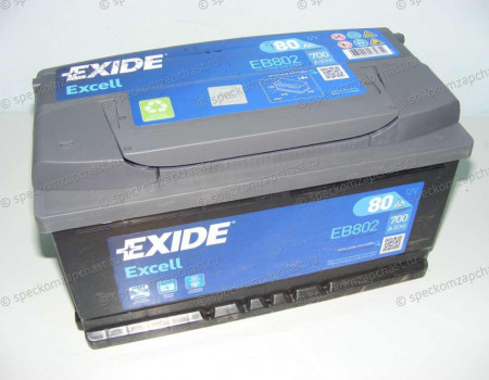 Аккумуляторная батарея 12V/60Ah/540А на Форд Транзит - 1672942