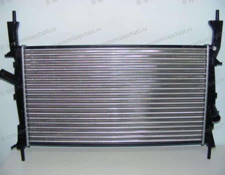 Радиатор охлаждения (длинный)(+/- кондиционер) на Форд Транзит - 1383317