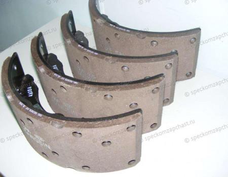 Колодки тормозные передние/задние (110 мм., 4 шт.) на Hyundai HD - 5830545A62