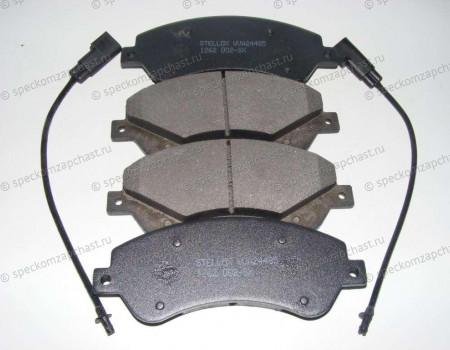 Колодки тормозные передние на Форд Транзит - 1824347