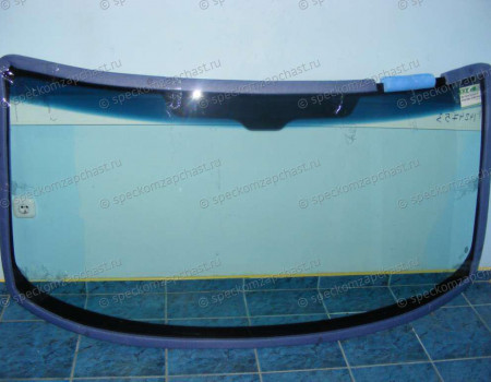 Стекло лобовое (без обогрева, без пятки зеркала, без датчика) на Форд Транзит - 1424753