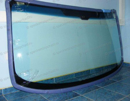 Стекло лобовое (обогрев, без пятки зеркала, без датчика) на Форд Транзит - 1807680