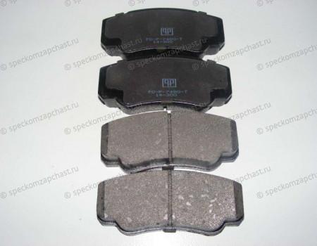 Колодки задние дисковые на Фиат Дукато - 77362274