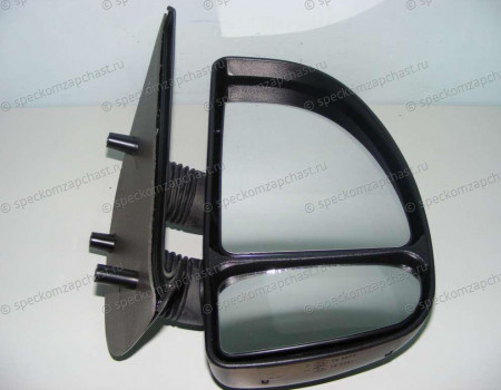 Зеркало правое (механическое) на Фиат Дукато - 1325626080