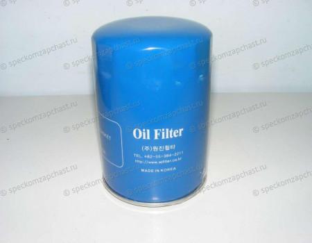 Фильтр масляный D4AL/DB/DD на Hyundai HD - 2631145010