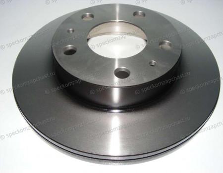 Диск тормозной передний (300 мм) (Q18) на Фиат Дукато - 51858362